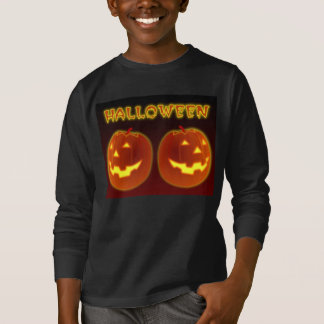 T-shirt Citrouilles de Halloween