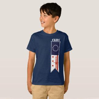 T-shirt CKDF peu de Fechter badine la chemise