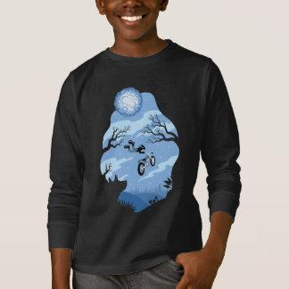 T-shirt Clair de lune Hangin