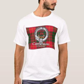 T-shirt Clan de Cameron