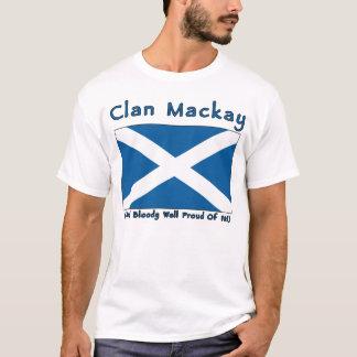 T-shirt Clan Mackay