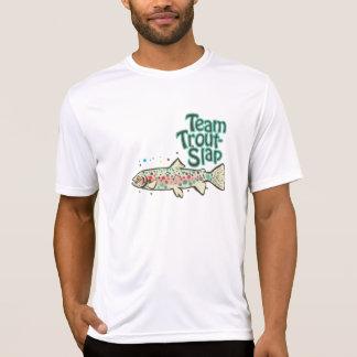 T-shirt Claque de truite