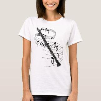 T-shirt Clarinette