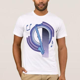 T-shirt Clarinette basse Deco2