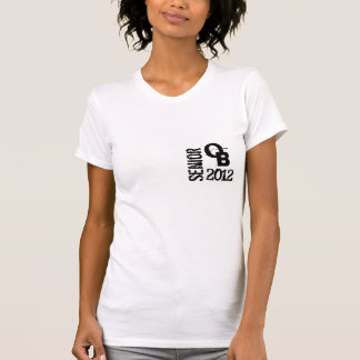 T-shirt Classe de 2012