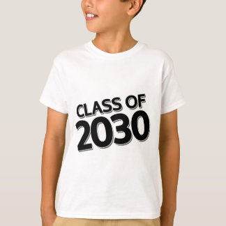 T-shirt Classe de 2030