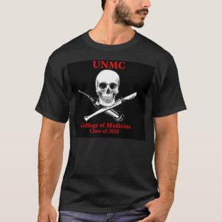 T-shirt Classe de blackshirt de SOM de crâne d'UNMC de