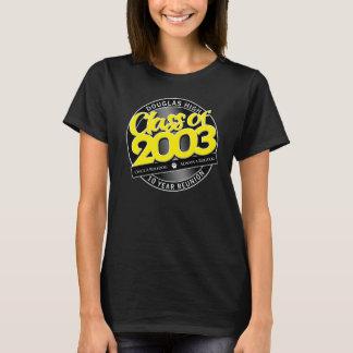 T-shirt Classe de CSAD de '03