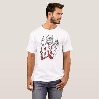 T-shirt Classe méchante de calmar de la lumière 1988