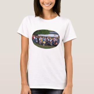 T-shirt Classe suédoise de partie d'écrevisses du Babydoll