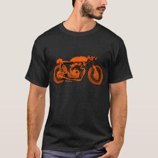 T-shirt Classique de coureur de café