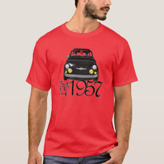 T-shirt classique de Fiat 500