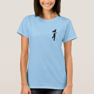 T-shirt classique de Jamie Abbott (femmes)