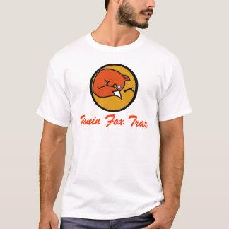 T-shirt classique de logo de Fox Trax de Ronin