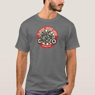 T-shirt CLASSIQUE de MAGASIN de la VITESSE des