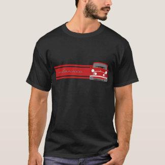 T-shirt classique des hommes le mini