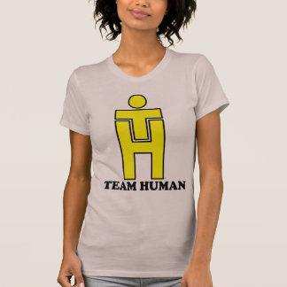 T-shirt Classique humain d'équipe