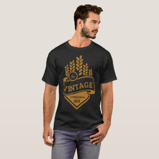 T-shirt Classique vintage