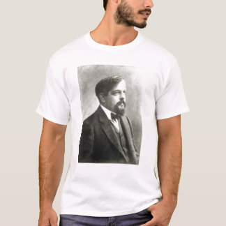 T-shirt Claude Debussy, c.1908