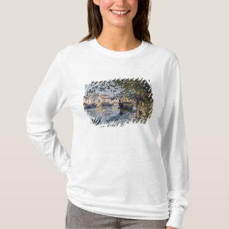 T-shirt Claude Monet | la Seine à Rouen, 1872