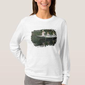 T-shirt Claude Monet | le bateau chez Giverny, c.1887