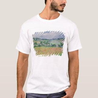 T-shirt Claude Monet | le champ de pavot près de Giverny,