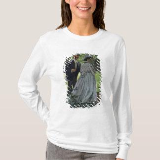 T-shirt Claude Monet | les auditeurs d'un