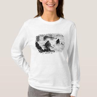 T-shirt Claude Monet | les roches du Belle-Ile, 1886
