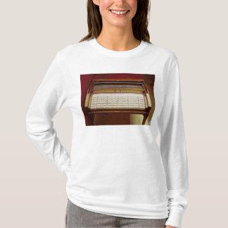 T-shirt Clavecin, par Johann Jakob Konnicke, 1796