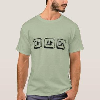 T-shirt clavier