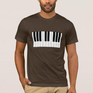 T-shirt Clavier de piano