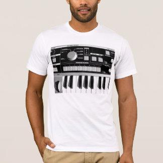 T-shirt Clavier de Synth