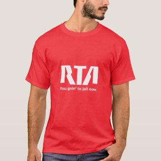 T-shirt Cleveland RTA - Vous goin à emprisonner maintenant