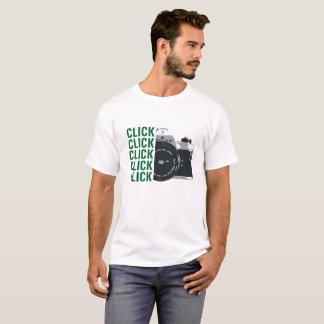 T-shirt Clic de clic de clic de clic de clic