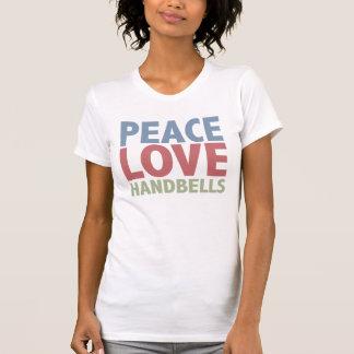 T-shirt Clochettes d'amour de paix