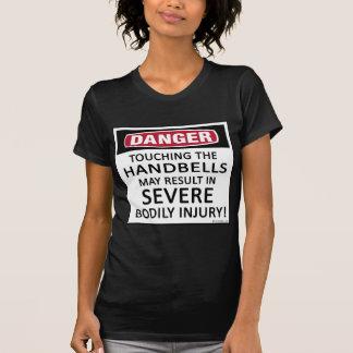 T-shirt Clochettes de danger
