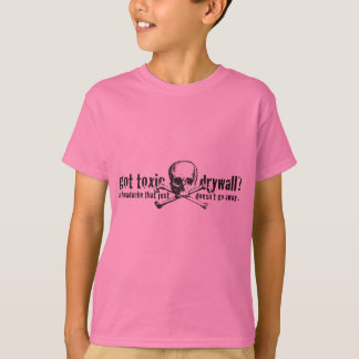 T-shirt Cloison sèche toxique obtenue ?