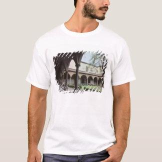 T-shirt Cloître du couvent, reconstruit en 1442 (photo)