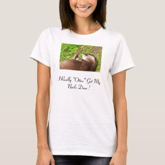 """T-shirt cloue le Web, I vraiment """"loutre"""" obtiennent mes"""