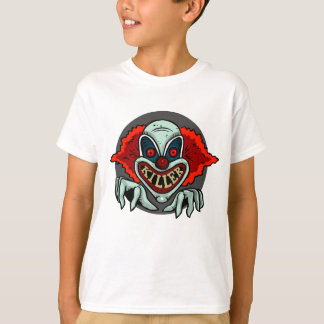 T-shirt Clown de tueur