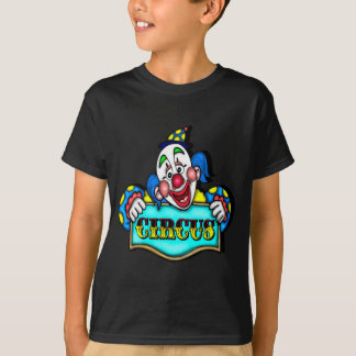 T-shirt Clowns de cirque