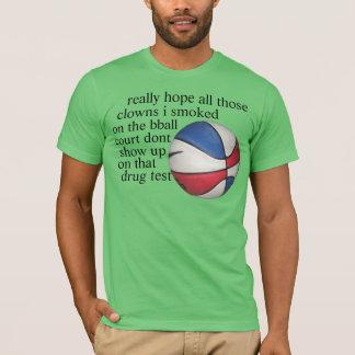 T-shirt clowns de tabagisme
