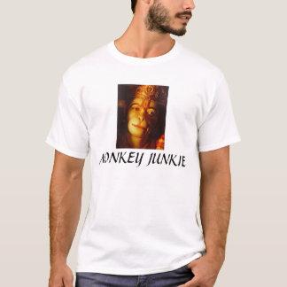 T-shirt Clsoeup de TAOS Hanuman, SINGE JUNKI… - Customisé