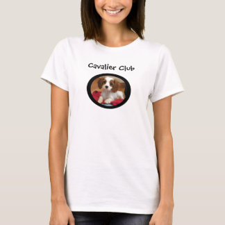 T-shirt Club cavalier