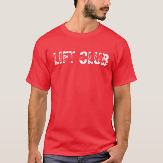 T-shirt CLUB d'ASCENSEUR - customisé