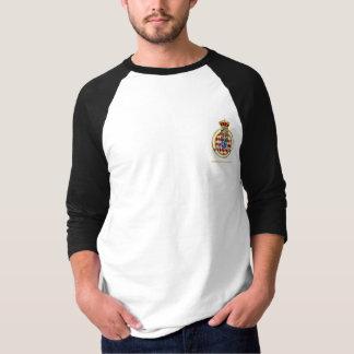 T-shirt Club d'automobile De Monaco