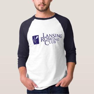 T-shirt Club d'aviron de Lansing et logo de LRC