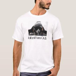 T-shirt Club de babysitters