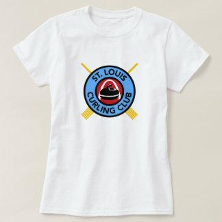 T-shirt Club de bordage de St Louis des femmes