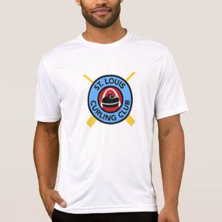 T-shirt Club de bordage de St Louis des hommes - fibre